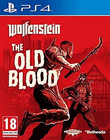 Wolfstein: The Old Blood