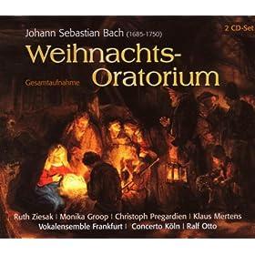 Weihnachtsoratorium, BWV 248: Ich will nur dir zu Ehren leben