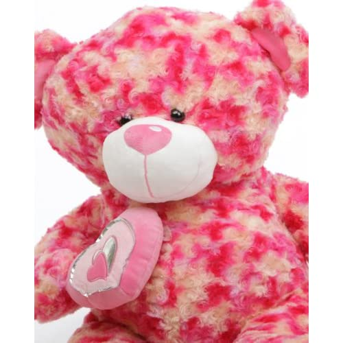 Rosette Big Love Cosmic Valentines Day Teddy Bear 30 in Toys & Games