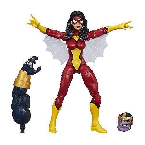Marvel Legends Infinite Fierce Fighters Spider-Woman 6-Inch Figure by Hasbro