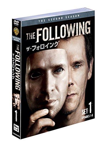 ザ・フォロイング〈セカンド〉セット1(4枚組) [DVD]
