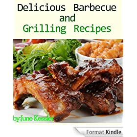 Delicious Barbecue and Grilling (Delicious Mini Book Book 3) (English Edition)
