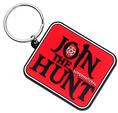 GB eye, Supernatural, Join The Hunt, Portachiavi
