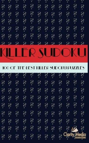 Killer Sudoku: 100 Killer Sudoku Puzzles: Volume 1