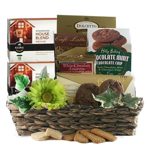 K-Cup Galore K-Cup Gift Basket