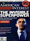 Magazine - AMERICAN INTERREST, THE [Jahresabo]