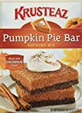 Krusteaz, Pumpkin Pie Bar Supreme Mix, 17.25oz Box (Pack of 3)