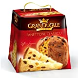 GranDucale Panettone Classico Recipe Made in Italy (Gourmet Sweet Bread Loaf) - 2 Pounds (Tamaño: 2 lb.)