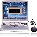 HALO NATION Educational Notebook Computer With 22 Activities & Games - Kid's Laptop