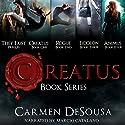 Creatus Series Boxed Set Hörbuch von Carmen DeSousa Gesprochen von: Marcio Catalano