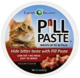 Marshall Pill Paste for Cats, 2.1-Ounce, Bacon Flavor