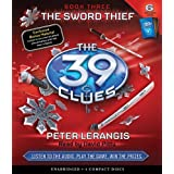 The 39 Clues Book Three: The Sword Thief (Audio)by Peter Lerangis