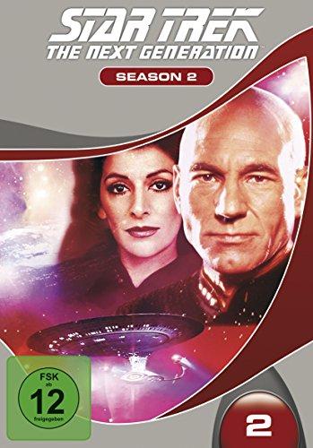 Star Trek - Next Generation [6 DVDs]