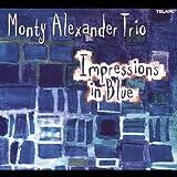 echange, troc Monty Alexander - Impressions In Blue