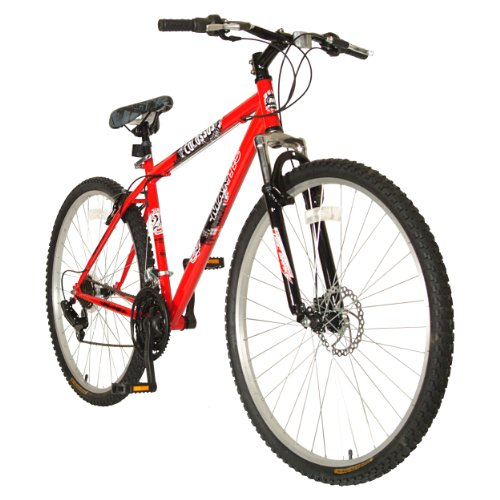 Mantis Colossus Mountain Bike (Red, 29 - Inch)