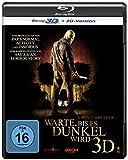 DVD Cover 'Warte, bis es dunkel wird (Uncut) [3D Blu-ray + 2D Version]