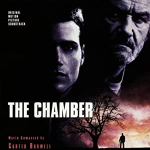 Carter Burwell The Chamber Film Score Soundtrack from Varese Sarabande