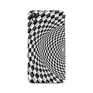 TAZindia Printed Mobile Hard Back Case Cover For HTC Desire 816