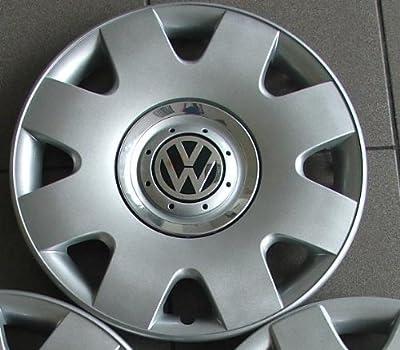 Volkswagen - 1C0601147JMFX Beetle 16 Inch New Factory Original Equipment Hubcap