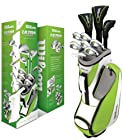 Wilson Sporting Goods Ultra Complete Package Golf Set (Women's, Right Hand, Graphite, 3-4H, 5-PW)
