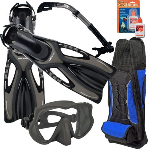 PROMATE Adult Snorkeling Set Review