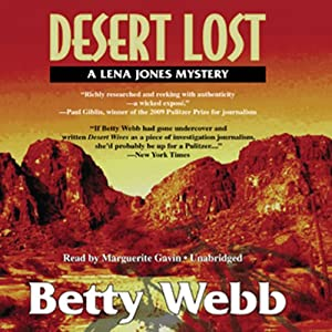 Desert Lost | [Betty Webb]