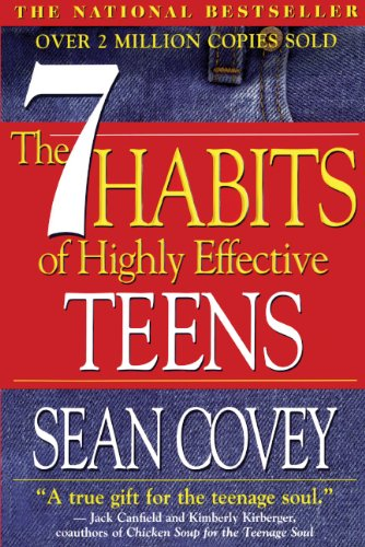 The 7 Habits Of Highly Effective Teens (Turtleback School...