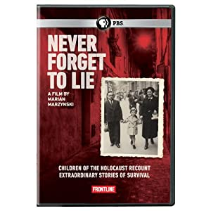 Frontline: Never Forget to Lie: Frontline: Movies & TV