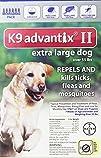 Bayer Advantix II, Extra Large Dogs,…