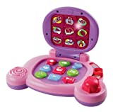 VTech - Baby's Learning Laptop - Pink Baby, NewBorn, Children, Kid, Infant