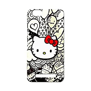 BLUEDIO Designer Printed Back case cover for Lenovo Vibe C ( A2020) - G5749
