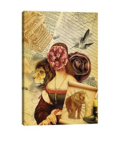 Marcel Lisboa The Unknown Tragedy Gallery-Wrapped Canvas Print