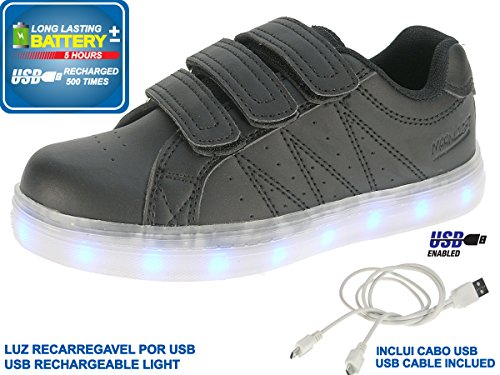 Beppi, Sneaker bambini, nero (nero), 30