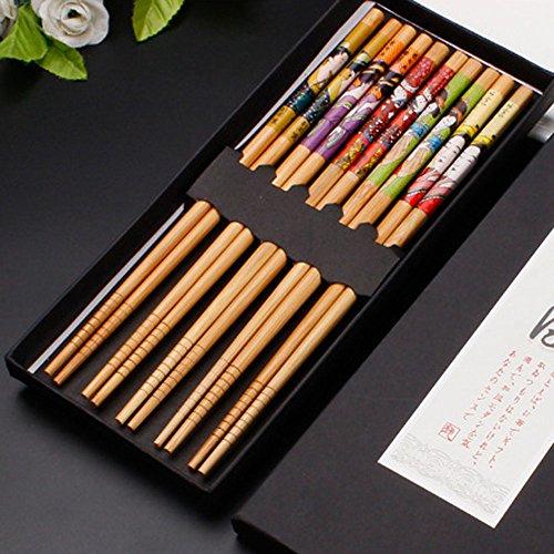 kalaixingr-cinque-paia-di-bacchette-giapponesi-5-colori