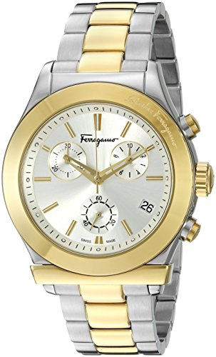 Salvatore-Ferragamo-Mens-FF3840015-Ferragamo-1898-Two-Tone-Watch