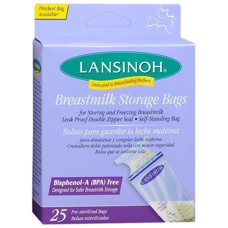 Breast Milk Freezer Bags front-1075508