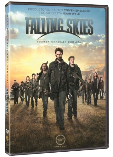Falling Skies - 2ª Temporada [DVD]