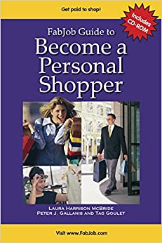 how to get a job as a personal shopper