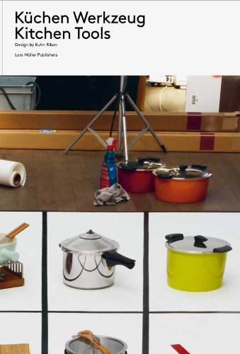 Kitchen Tools: Design by Kuhn Rikon