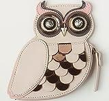 (ケイトスペード)katespade アウトレット コインケース KATE SPADE WLRU2572(853) owl coin purse サフィアーノレザー フクロウコインケース [並行輸入品]