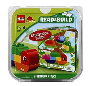 LEGO DUPLO 6758 Grow Caterpillar Grow by LEGO