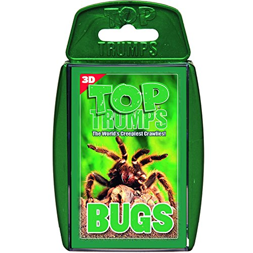 Bugs Card Game