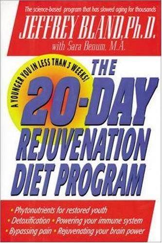 The 20-Day Rejuvenation Diet Program, MCGRAW-HILL