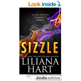 Sizzle: A MacKenzie Security Novel (MacKenzie Family Book 10)