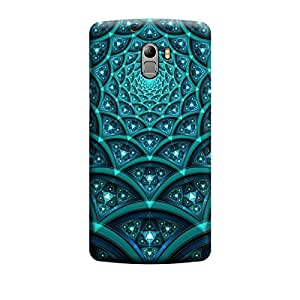 iShell Premium Printed Mobile Back Case Cover With Full protection For Lenovo A7010/K4 Note (Designer Case)