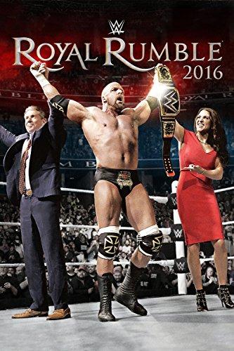WWE: Royal Rumble 2016 (BD) [Blu-ray]