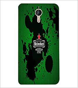 PrintDhaba Logo D-5517 Back Case Cover for LETV LE 1 PRO ULTRA (Multi-Coloured)