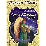 """Das Engel-Therapie-Orakel (Kartendeck): 44 Karten mit Anleitungsbuchvon """"Doreen Virtue"""""""