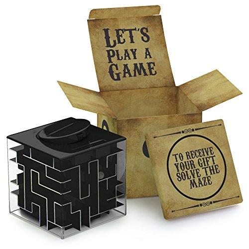 マネーメイズパズルボックスは子供、男性、女性、大人のための最高のプレゼント