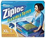 Ziploc Flexible Totes, Extra Large